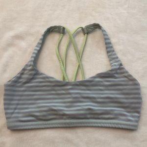 "Lululemon ""free to be"" sports bra: size 4"